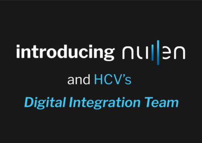 Introducing Digital Marketing Agendas to HCV