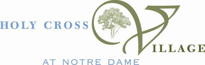 Holy Cross Village's Old Logo