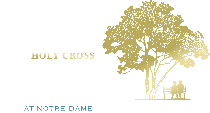 Holy Cross Village's Old Logo