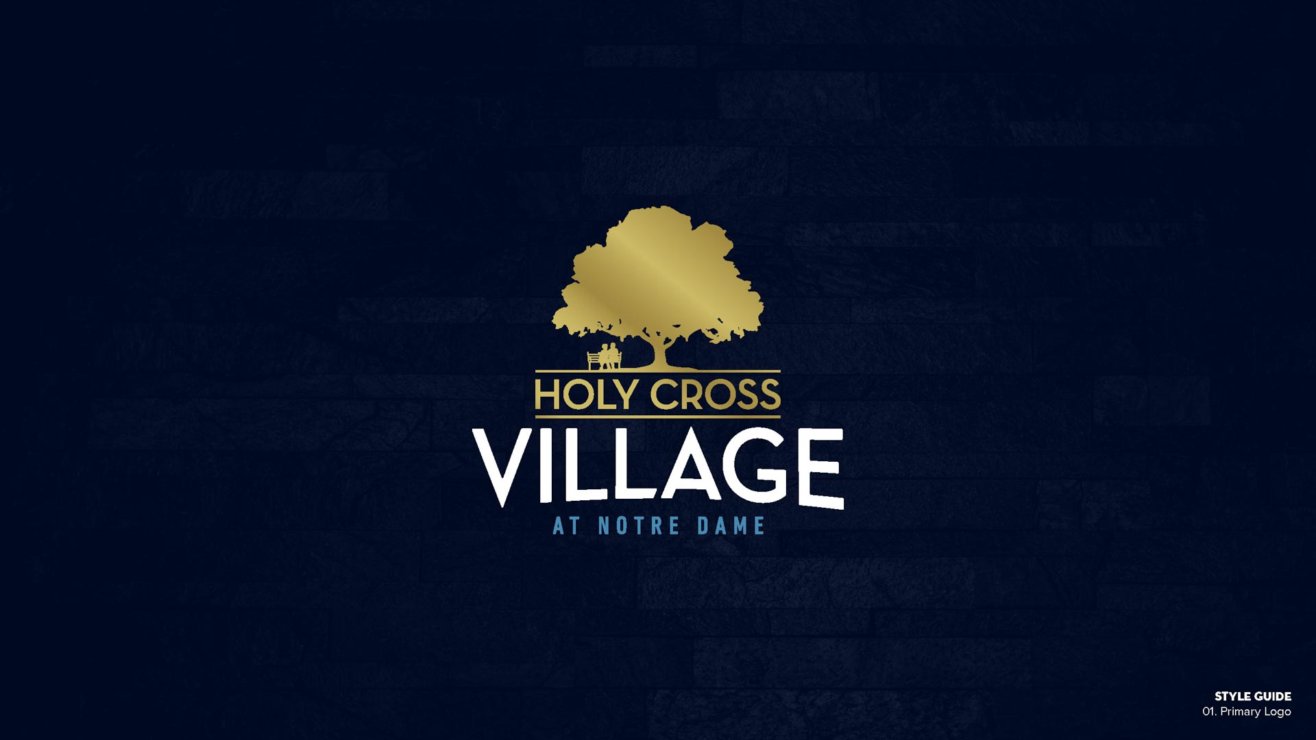 Holy Cross Village's Primary Logo (Unofficial)