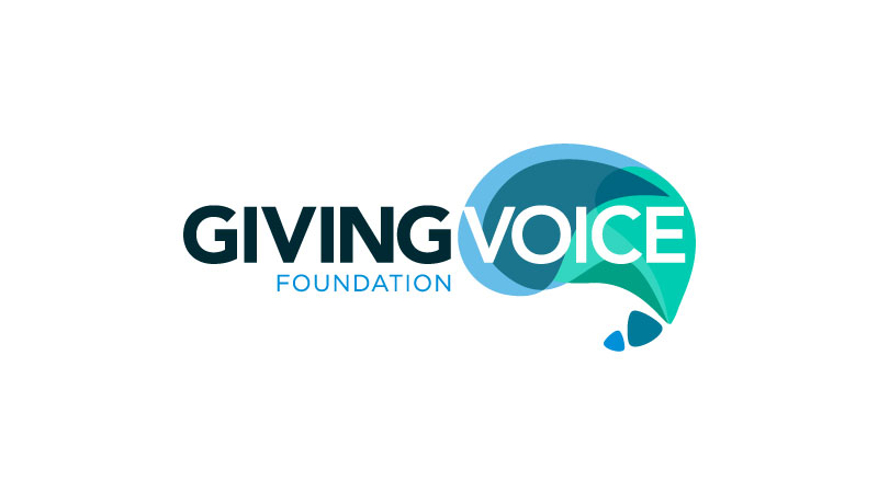 Helping the Giving Voice Foundation Develop their Logo
