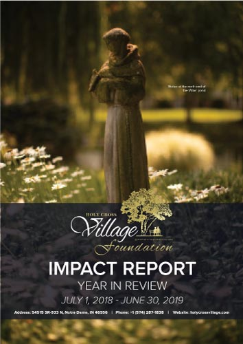 Front-Cover-of-Holy-Cross-Villages-2019-Impact-Report-Designed-by-Nullen-Digital-Marketing