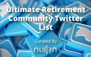 Ultimate Retirement Community Twitter List