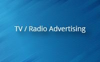 TV / Radio Advertising
