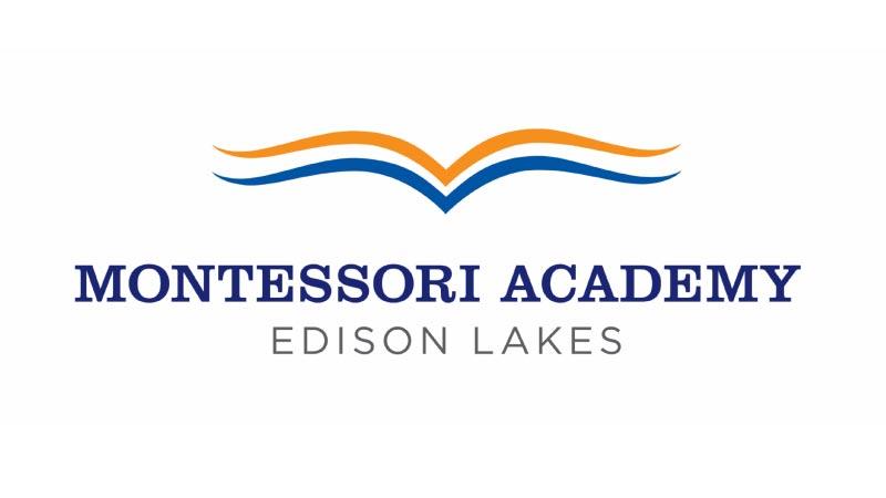 montessori academy edison lakes logo